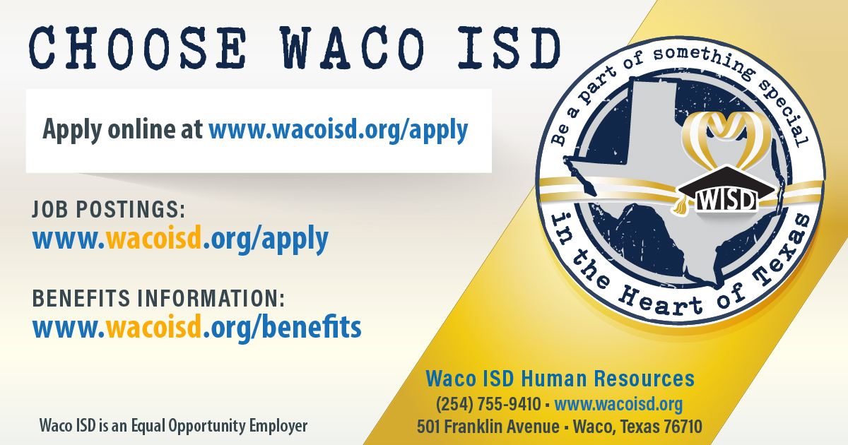 Choose Waco ISD
