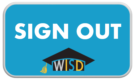 Waco ISD Sign-out