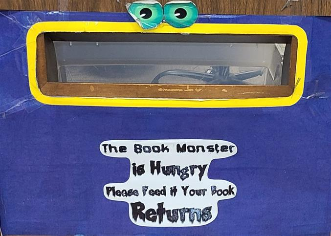 Book Return Design Contest
