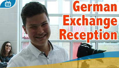 German Exchange Reception