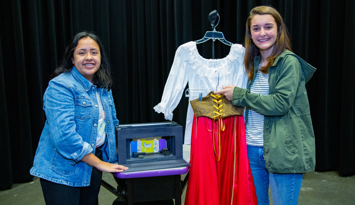 UHS students succeed at International Thespian Festival