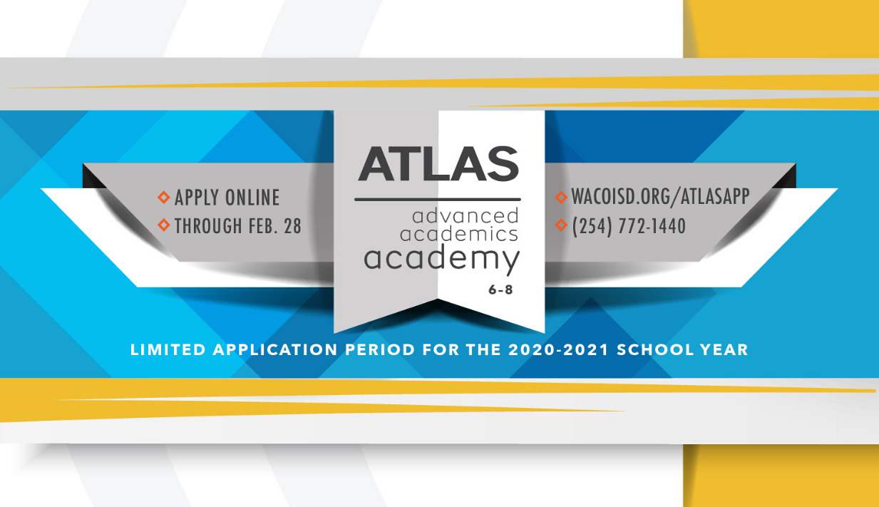 2020-2021 ATLAS Academy application now open