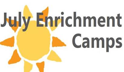 July Enrichment Camps