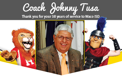 Waco ISD Athletic Director will step down in January