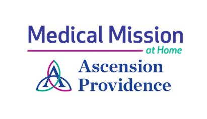 Ascension Providence Medical Mission at Home logo