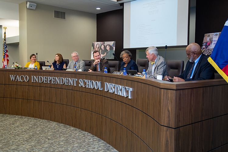 Waco ISD board hires longtime Waco educator as interim superintendent