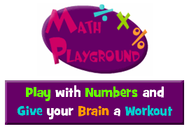 Text: Play with Numbers and Give your Brain a Workout