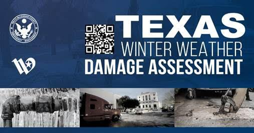 TX Winter Weather Damage Assessment