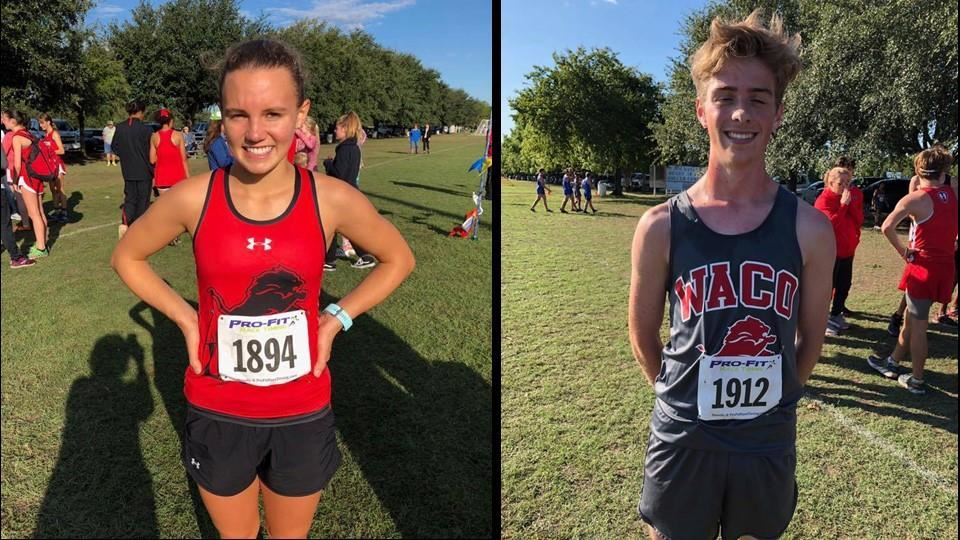 Lions qualify two for Regionals