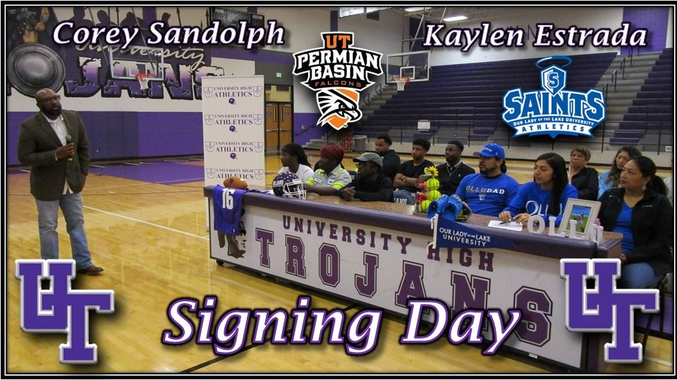 Signing Day at University High