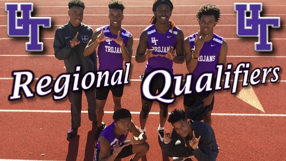 Regional Track and Field qualifiers