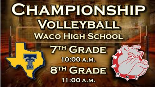 Middle School Volleyball Championships
