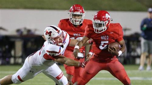 Week 5 - Waco falls to Midway 57-7